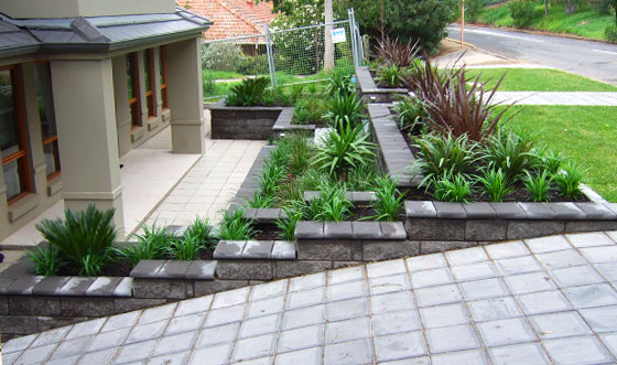Garden landscaping adelaide affordable gardening for Outdoor garden designers adelaide